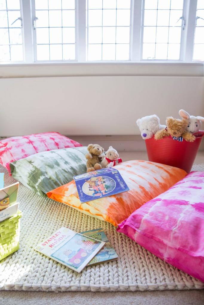 pillowcase lounger