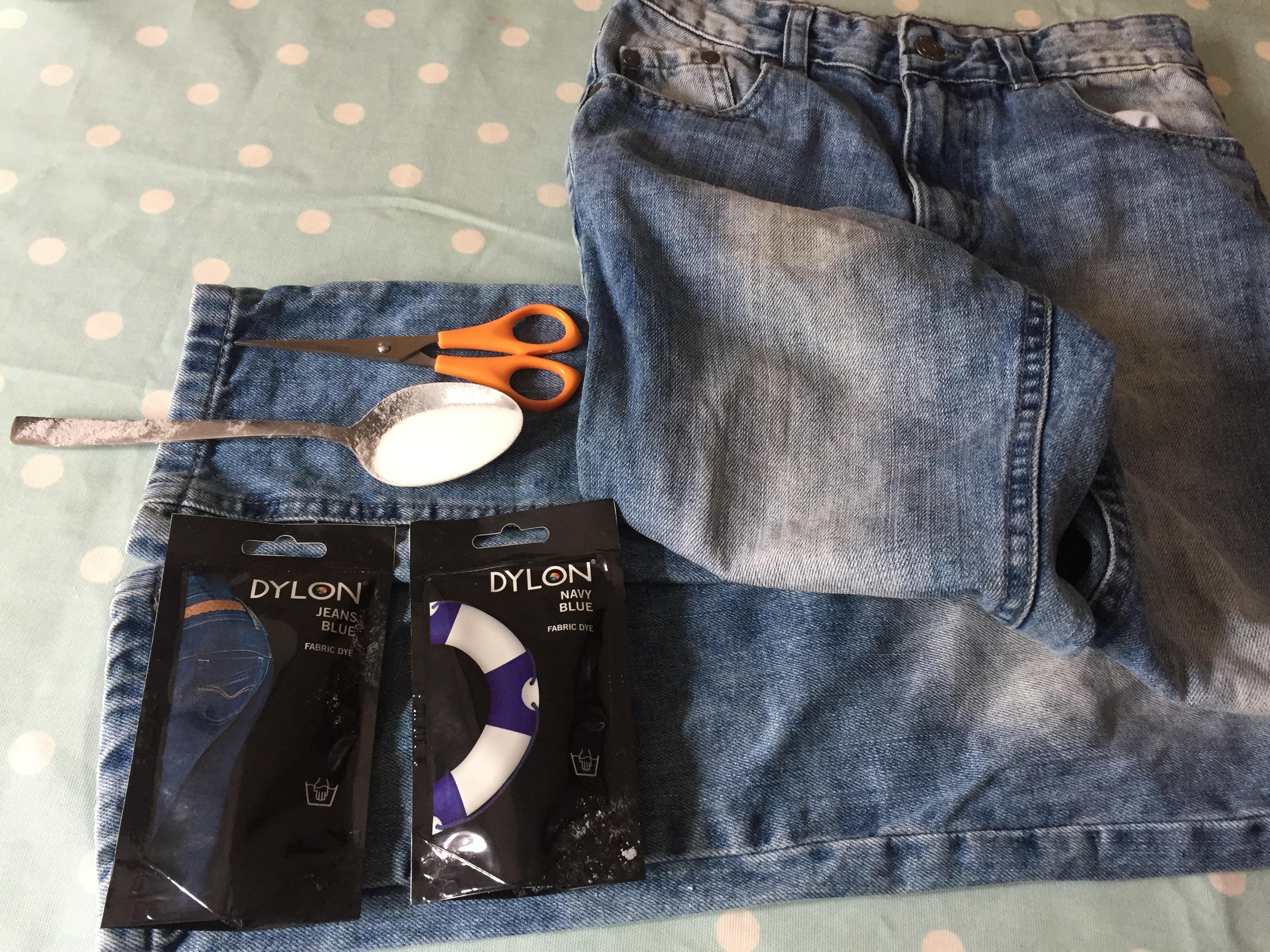 Dylon Cold Dye Instructions