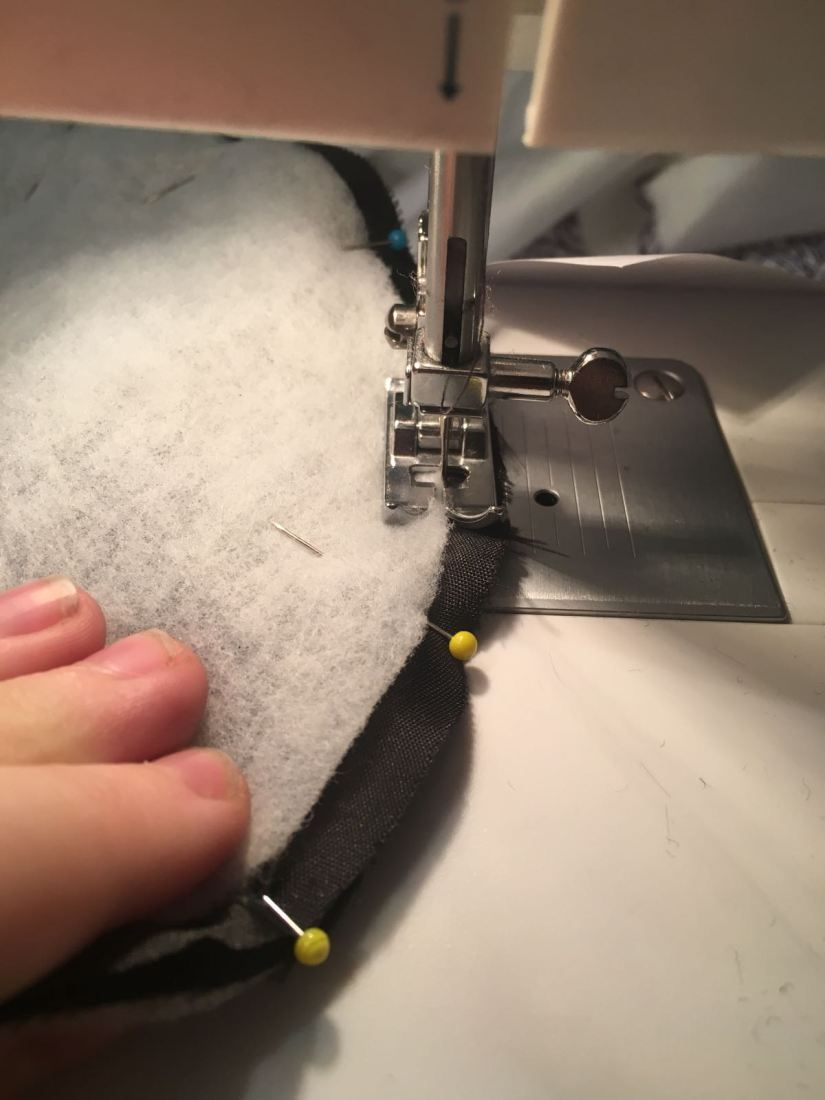 sew wadding into the top piece.jpg
