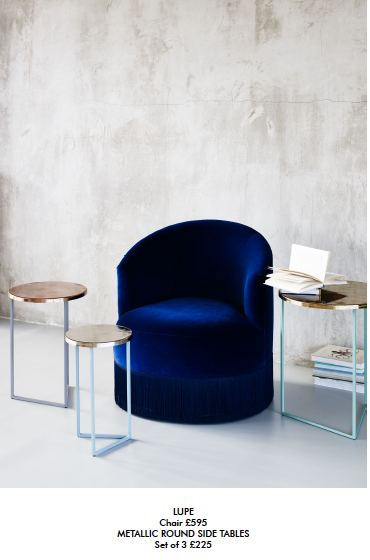 chair round tables