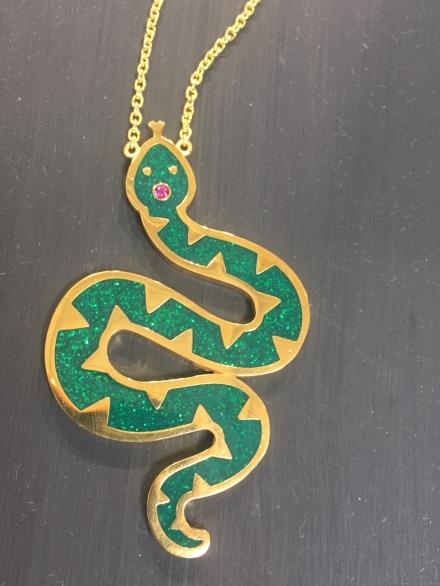 peggy beard snake